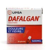 DAFALGAN 500 mg Gélules 2plq/8 (16) à Forbach