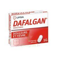 DAFALGAN 1000 mg Comprimés pelliculés Plq/8 à Forbach