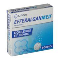 EFFERALGANMED 500 mg, comprimé effervescent sécable à Forbach