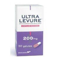 ULTRA-LEVURE 200 mg Gélules Fl/30 à Forbach