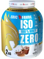 Eric Favre Iso 100% Whey Zero 2 Kg Saveur Chocotella à Forbach