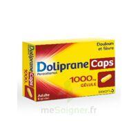 DOLIPRANECAPS 1000 mg Gélules Plq/8 à Forbach