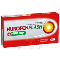 NUROFENFLASH 400 mg Comprimés pelliculés Plq/12 à Forbach