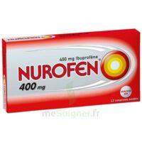 NUROFEN 400 mg Comprimés enrobés Plq/12 à Forbach
