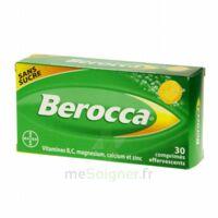 Berocca Comprimés effervescents sans sucre T/30 à Forbach
