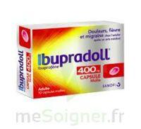 IBUPRADOLL 400 mg Caps molle Plq/10 à Forbach