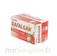 DAFALGAN 1000 mg Comprimés effervescents B/8 à Forbach