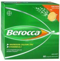 Berocca Comprimés effervescents sans sucre T/60 à Forbach