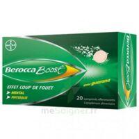 Beroccaboost Comprimés effervescents B/20 à Forbach