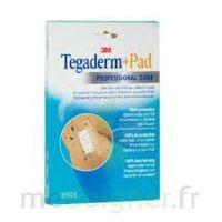 Tegaderm + Pad, 9 Cm X 10 Cm , Bt 10 à Forbach
