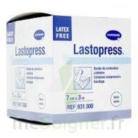 Lastopress® Bande De Compression Cohésive 7 Cm X 3 Mètres - Coloris Chair à Forbach