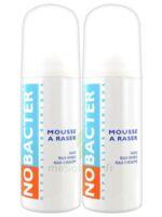 Nobacter Mousse à raser peau sensible 2*150ml à Forbach