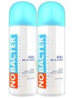 Nobacter Gel de rasage peau sensible 2*150ml à Forbach