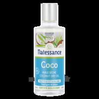 Natessance Huile Coco bio 100% pure 100ml à Forbach