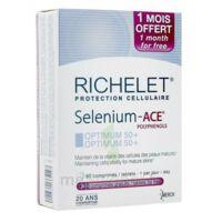 Richelet Selenium ACE Optimum 50+ Comprimés B/90+30 à Forbach