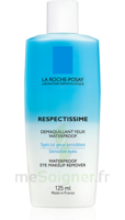 Respectissime Lotion waterproof démaquillant yeux 125ml à Forbach