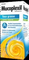 Mucoplexil 5 % Sirop édulcoré à La Saccharine Sodique Sans Sucre Adulte Fl/250ml à Forbach