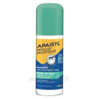 Apaisyl Répulsif Moustiques Emulsion peaux sensibles 90ml à Forbach
