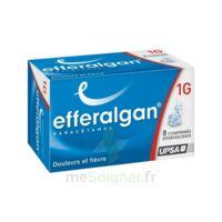 EFFERALGANMED 1 g Cpr eff T/8 à Forbach
