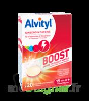 Alvityl Boost Comprimés B/20 à Forbach
