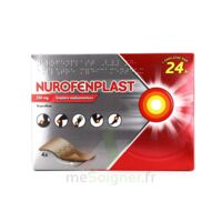 NUROFENPLAST 200 mg Emplâtre médic 4Sach à Forbach
