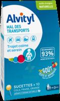 Alvityl Sucette Mal Des Transports B/10 à Forbach