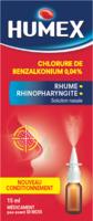 Humex Fournier 0,04 Pour Cent, Solution Pour Pulvérisation Nasale à Forbach