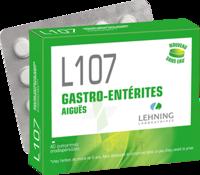 Lehning L107 Comprimés Orodispersibles 2plq Pvc/pvdc/alu/20 à Forbach