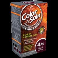 Color&soin Kit Coloration Permanente 4m Châtain Acajou à Forbach