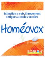 Boiron Homéovox Comprimés à Forbach