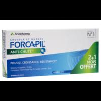 Forcapil Anti-chute Comprimés 3b/30 à Forbach