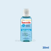 Baccide Gel Mains Désinfectant Sans Rinçage 30ml à Forbach