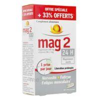Mag 2 24h Comprimés Lp Nervosité Et Fatigue B/45+15 Offert à Forbach