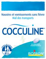 Boiron Cocculine Comprimés Orodispersibles B/40 à Forbach